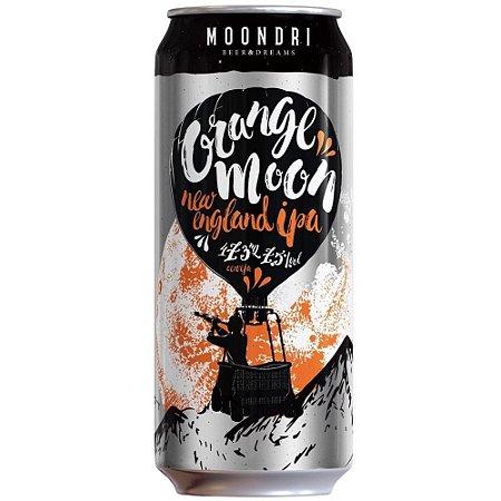 Cerveja Moondri Orange Moon NE IPA 473ml