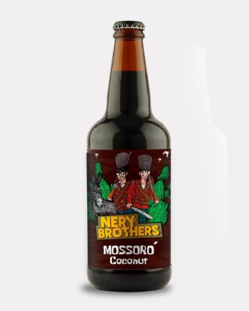 Cerveja Nery Brothers Mossoró Coconut Imperial Stout 500ml