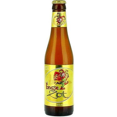 Cerveja Brugse Zot Blond Ale Garrafa 330ml
