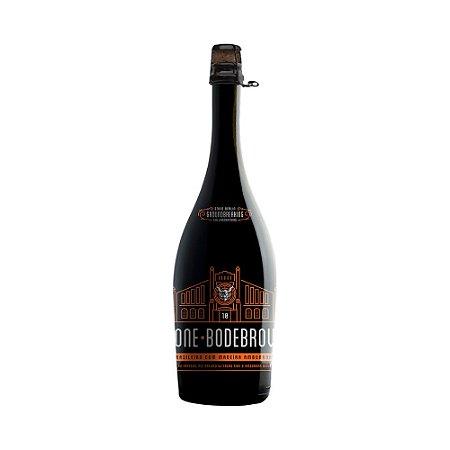Cerveja Bodebrown Stone Groundbreaking Imperial Red Ale 1500ml