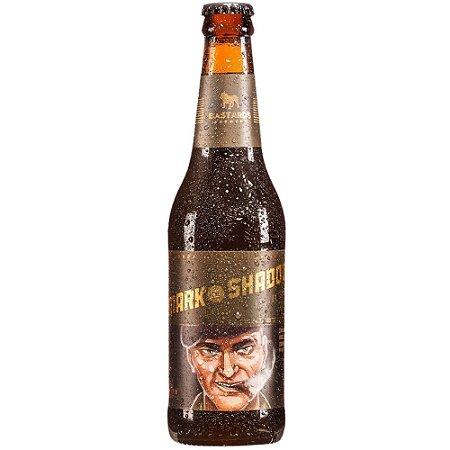Cerveja Bastards Mark the Shadow Outmeal Stout Garrafa 355ml