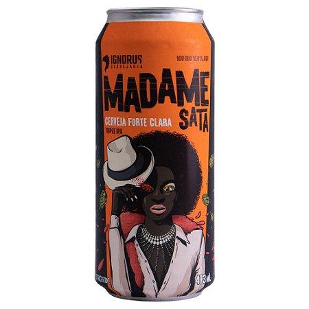 Cerveja Ignorus Madame Satã Triple IPA 473ml