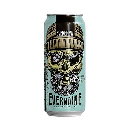 Cerveja EverBrew Evermaine NEIPA 473ml