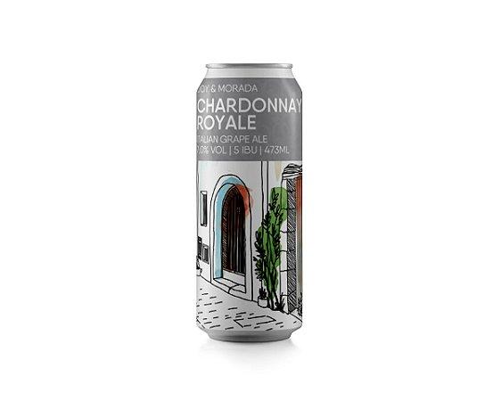 Cerveja Joy Chardonnay Royale 473ML