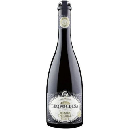 Cerveja Leopoldina Russian Imperial Stout 750ml