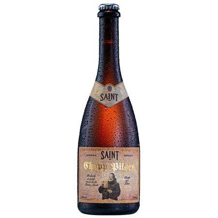 Cerveja Saint Bier Chopp Pilsen 750ml