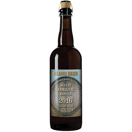Cerveja Hof Ten Dormaal Blonde Armagnac 750ml
