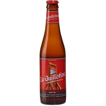 Cerveja La Guillotine Belgian Strong Blond Ale 330ml