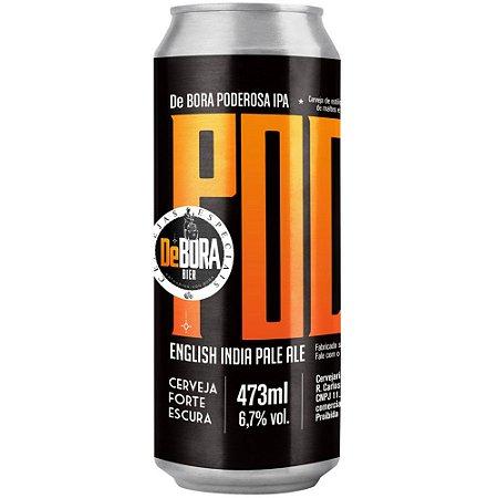 Cerveja Bodebrown Poderosa IPA 473ml