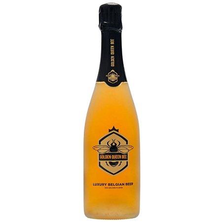 Cerveja Golden Queen Bee Luxury Belgian Beer 750ml