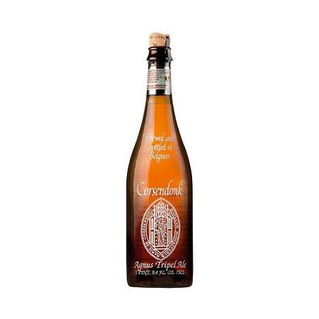 Cerveja Corsendonk Agnus Tripel 750ml