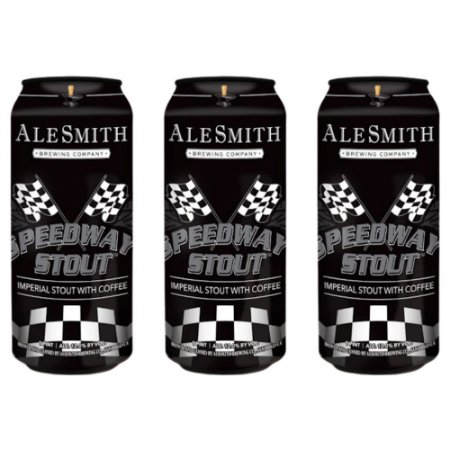 Pack AleSmith SpeedWay Imperial Stout Lata 473ml 3un