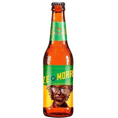 Cerveja Bastards Zé do Morro Premium Lager Garrafa 355ml