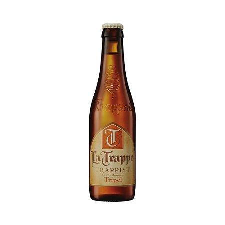 Cerveja La Trappe Tripel Garrafa 330ml