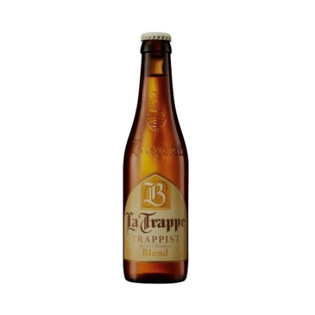 Cerveja La Trappe Blond Garrafa 330ml