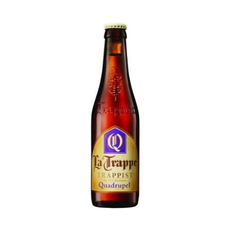Cerveja La Trappe Quadrupel Garrafa 330ml