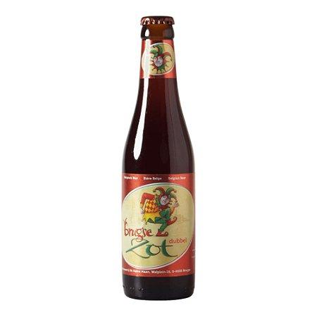 Cerveja Brugse Zot Dubbel Garrafa 330ml