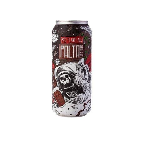 Cerveja Palta Red Planet Ale 473ml