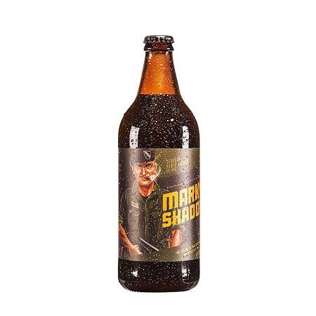 Cerveja Bastards Mark The Shadow Oatmeal Stout Garrafa 600ml