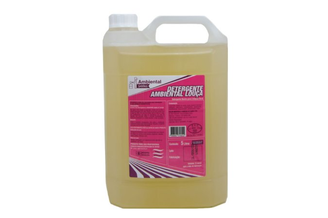 Detergente Ambiental Louça Neutro 5L