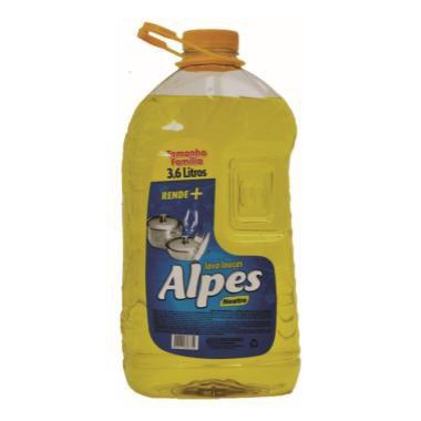 Detergente Alpes Neutro 3,6L