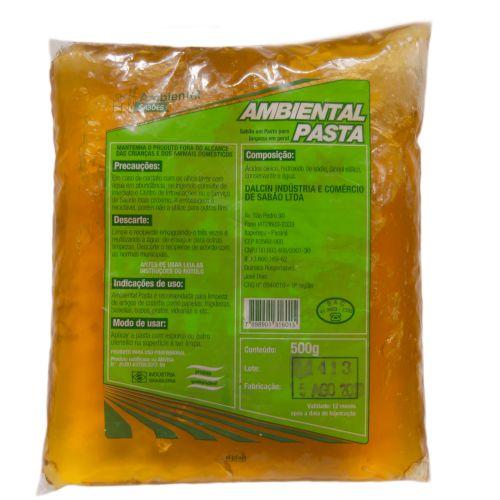 Sabão em Pasta Ambiental Louça 500g