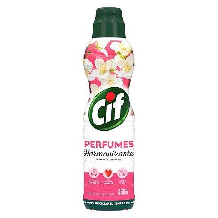 Limpador uso Geral Cif Perfumes Harmonizante 450ml