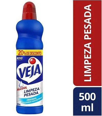 Veja Limpeza Pesada Original 500ml com 20% OFF