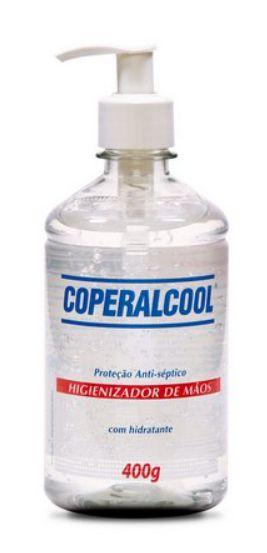 Álcool Gel Higienizador de Mãos Coperalcool 70°INPM 400g