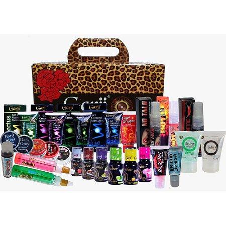 kit sensual 30 produtos