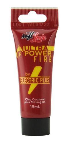 Excitante Ultra Power Fire Bisnaga 15ml Soft Love