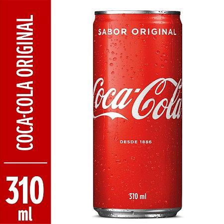 Refrigerante Coca-Cola 310ml