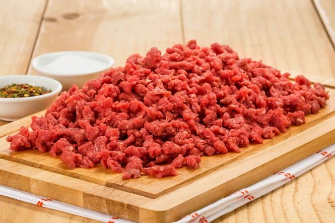 Carne Moida Patinho 1Kg