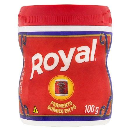 Fermento Royal 100g