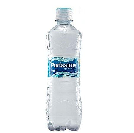 Água com Gás Puríssima 500ml