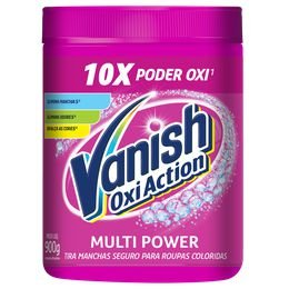 Vanish Oxi Action Sabão 450g