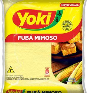 Fúba de Mimoso Yoki kg