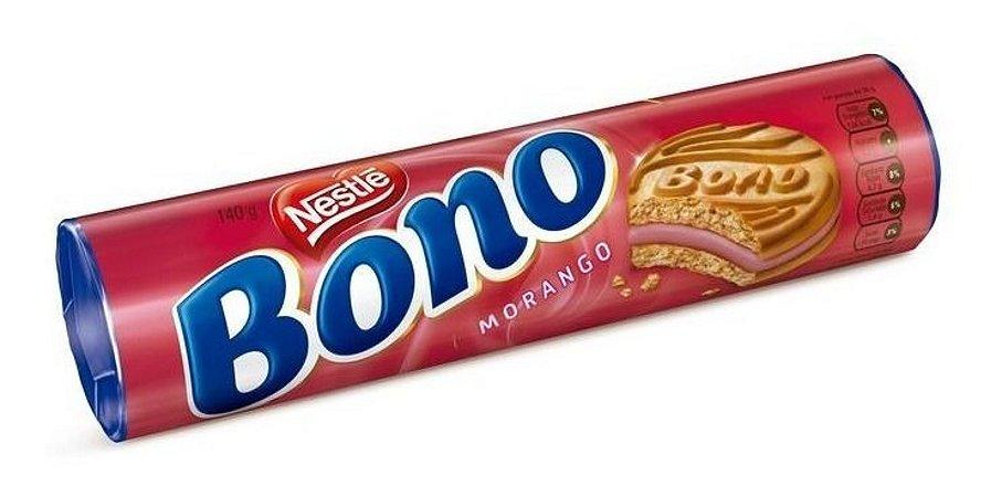 Bolacha Bono morango 140g