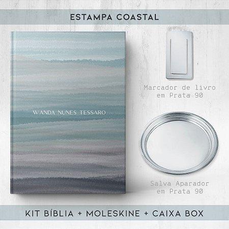 BIBLIA + SALVA + MARCADOR + BOX  - COASTAL