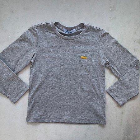 T-shirt Com Silk Oliver Explorer