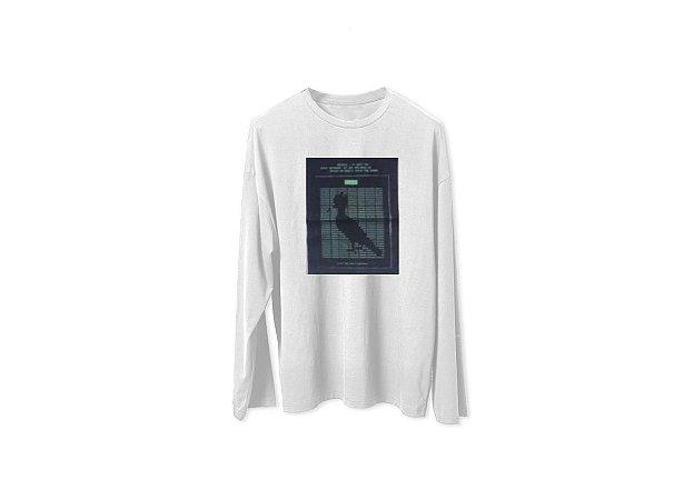 Camiseta Mini ml Estampada Binario