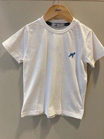 Camiseta Manga Curta Oliver Branco