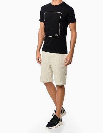 Camiseta mc Quadrado ck