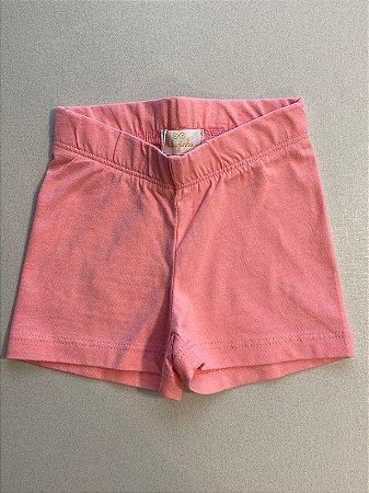 Shorts Coton Luluzinha