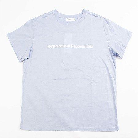 T-shirt Leggereza Non e Surperficialita