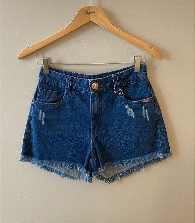 Shorts Desfiado
