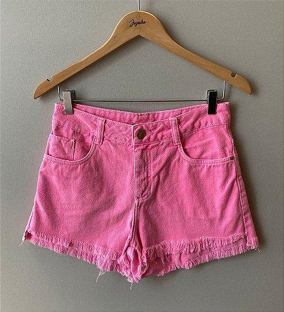 Shorts Rosa Leon