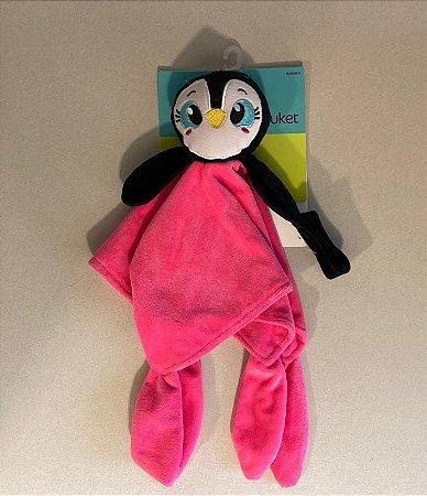 Naninha Pinguim Rosa