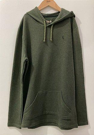 Camiseta  Reserva Mini Verde Capuz