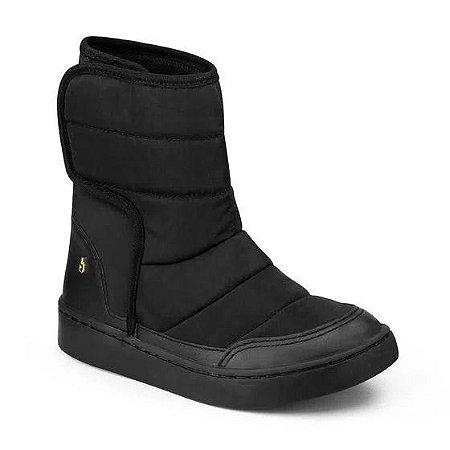 Bota Infanitl Bibi Urban Boots Feminina Preta